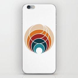 ITB stacked logo iPhone Skin