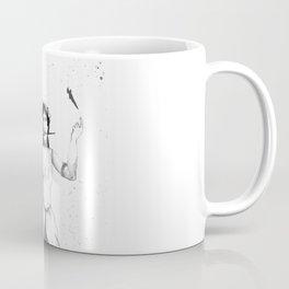 Knife Trower Coffee Mug