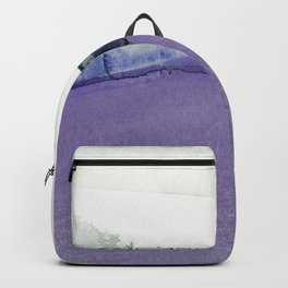 Serene Moments 02 by Kathy Morton Stanion Backpack