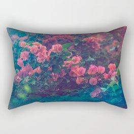 Flower Falls. Rectangular Pillow