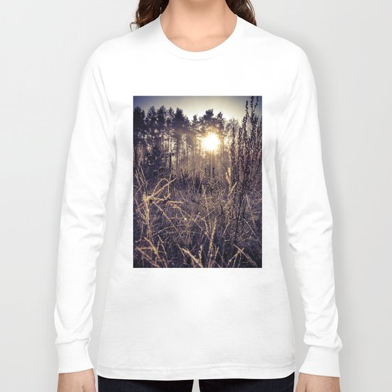 Golden hour  Long Sleeve T-shirt