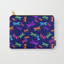 Dragon fly pattern Carry-All Pouch
