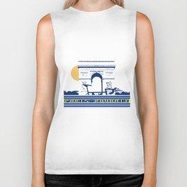 Paris - Roubaix Biker Tank