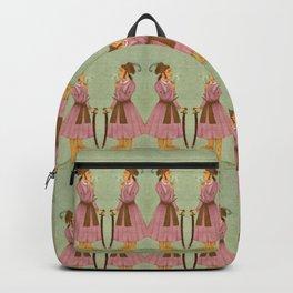 Akbar - Mughal Emperor Folk Hero Backpack