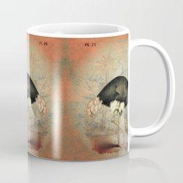 The Ostrich Coffee Mug