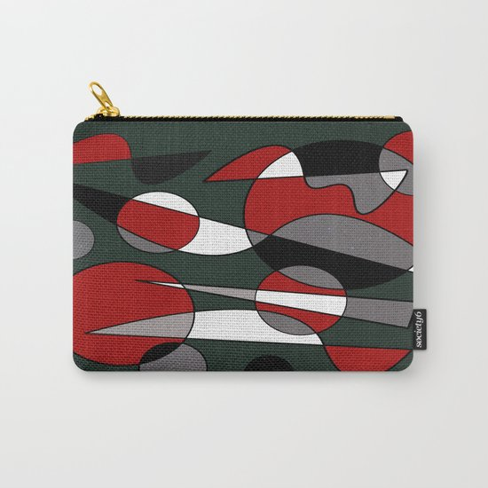 Abstract #140 Carry-All Pouch