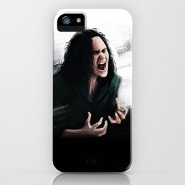 Trust my rage iPhone Case