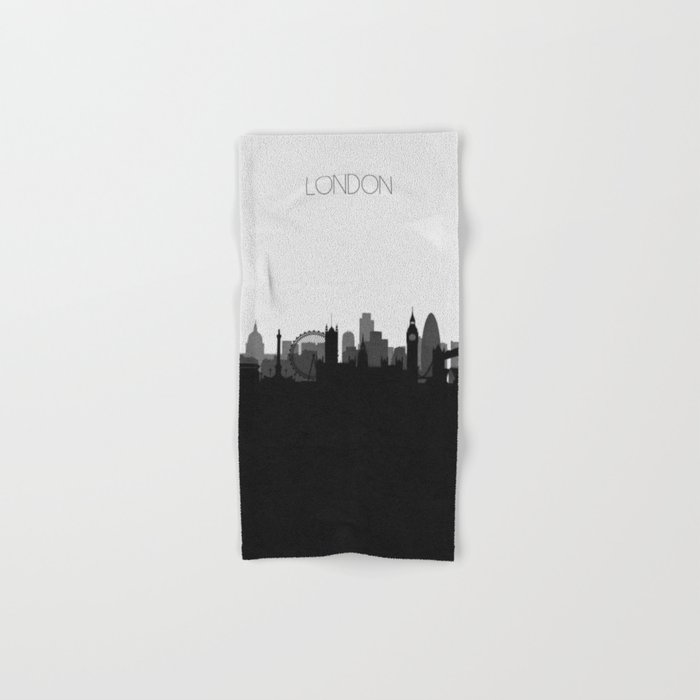 City Skylines: London Hand & Bath Towel