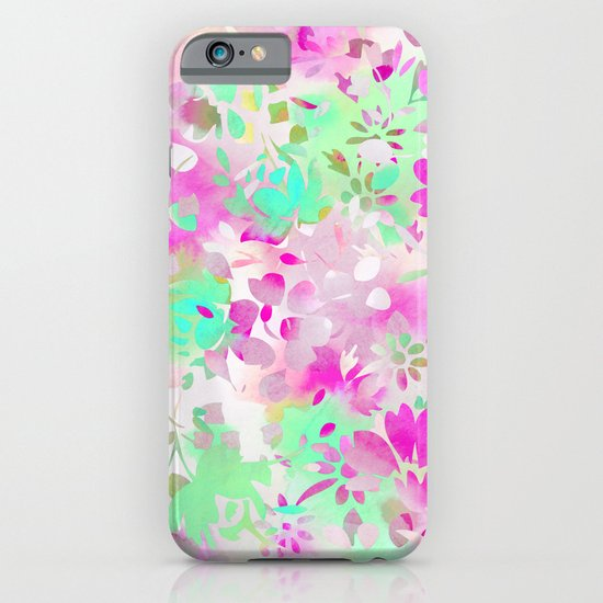Floral Spirit 4 iPhone & iPod Case