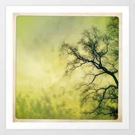 speckle. Art Print