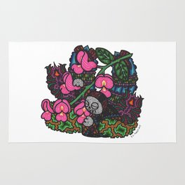 Elegance (Botanical Bliss) Rug