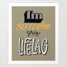 lifelag Art Print
