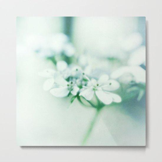Petit Fleur Metal Print