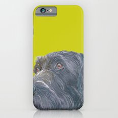 Pointer printed from an original painting by Jiri Bures Slim Case iPhone 6s