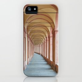 Portico iPhone Case