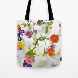 Spring Flowers - JUSTART (c) Tote Bag