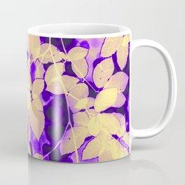 Fagus sylvatica yellow Coffee Mug