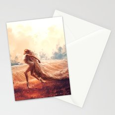 ARIES from the Dancing Zodiac Stationery Cards