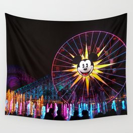 More Mouse Wall Tapestry