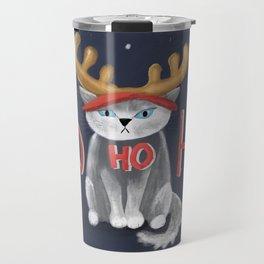 Holiday Cheer Travel Mug