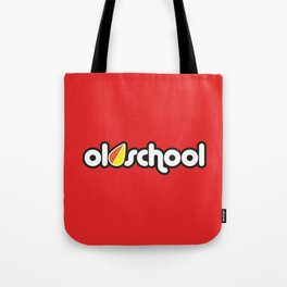 OLDSCHOOL v3 HQvector Tote Bag
