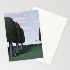 The First To See It Stationery Cards