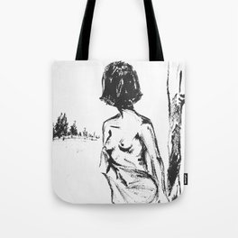 Woman No.2 Tote Bag