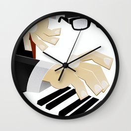 Dave Brubeck Wall Clock