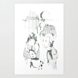 Untitled2 Art Print