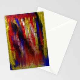 Primary Metal Stationery Cards