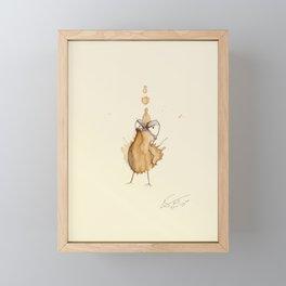 #coffeemonsters 19 Framed Mini Art Print