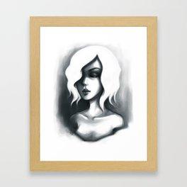 Statuesque Framed Art Print