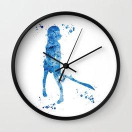Ryoko Matoi Wall Clock