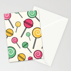 Lolli-lollipop Stationery Cards