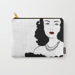 Queen Fawzia Carry-All Pouch