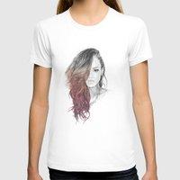 rihanna T-shirts featuring Rihanna by Coolrista