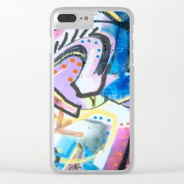 confusing Clear iPhone Case