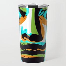 Hallucinate Dali Travel Mug
