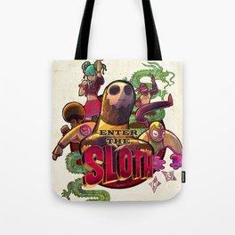 Enter the Sloth Tote Bag