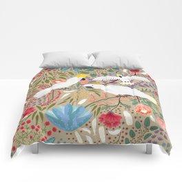 Cockatoo Envy Comforters