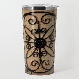 The metal design Travel Mug