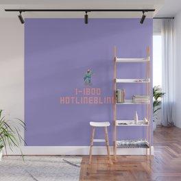Hotline Bling Wall Mural