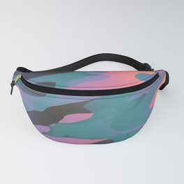 Synthetic Dreams Fanny Pack
