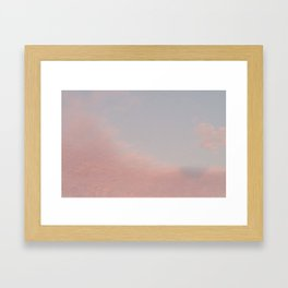 Texas Hill Country Sky - Sunrise 2 Framed Art Print