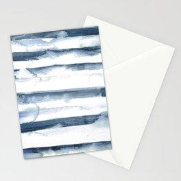 indigo streak Stationery Cards
