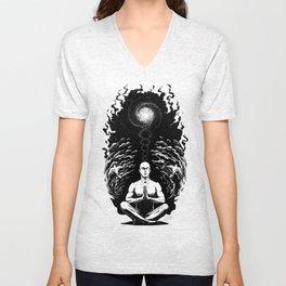Peace of Mind Unisex V-Neck