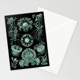 Ernst Haeckel Ascomycetes Sac Fungi Stationery Cards