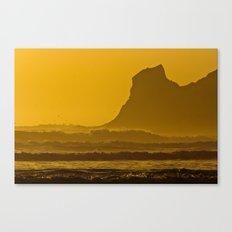 Golden Oregon Canvas Print