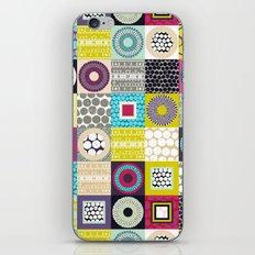 tutu cork geo iPhone & iPod Skin