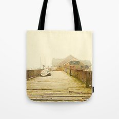 The Pearl; Rockland, Maine Tote Bag